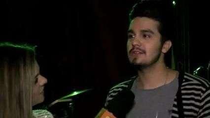 Bastidores: Luan Santana mostra ensaio e fala sobre novo show