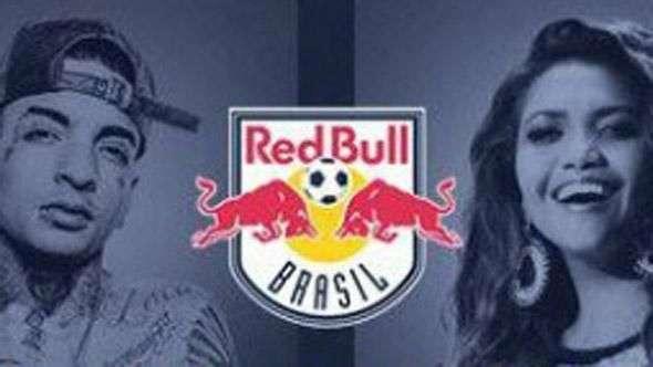 MC Guimê e Gaby Amarantos lançam hino do Red Bull Brasil