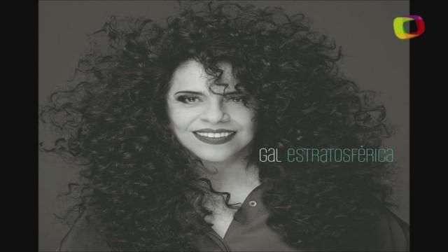"""""""Fiz voltada para jovens"""", diz Gal Costa sobre novo CD"""