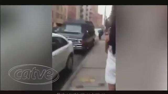 Homem obriga mulher andar nua em rua de Nova York por suposta traição