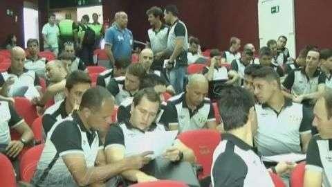 Futebol paranaense: primeiro dia do preparatório de arbitragem é realizado