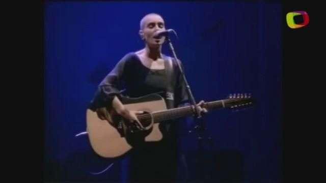 Horas após desaparecimento, Sinéad O'Connor é encontrada