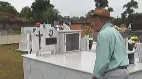 Idoso que realizou preparativos para sepultamento morre em Arapongas