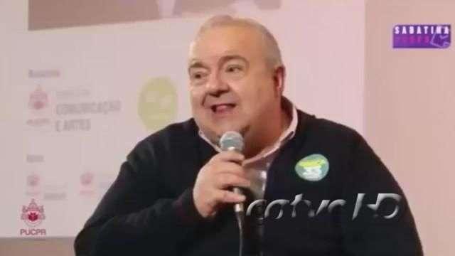 Rafael Greca diz que vomitou com cheiro de pobre