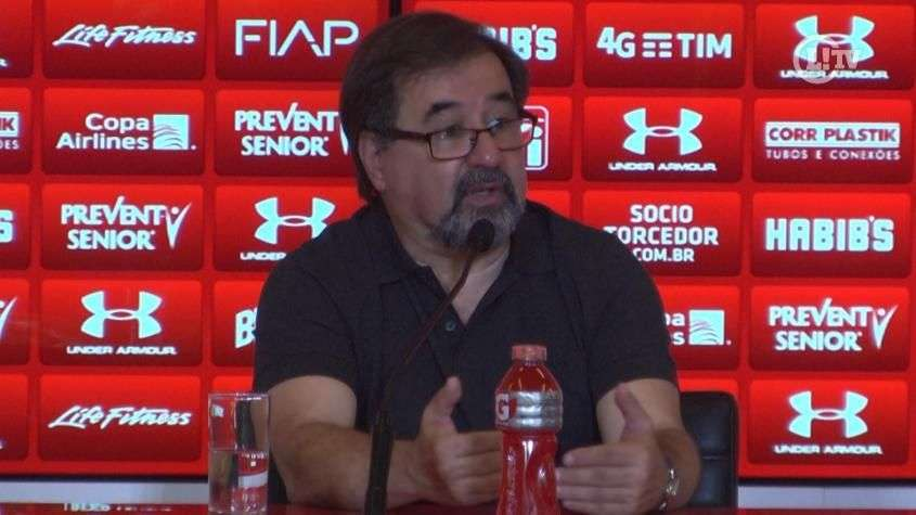 Diretor do São Paulo esclarece negociação por Ricardo Oliveira