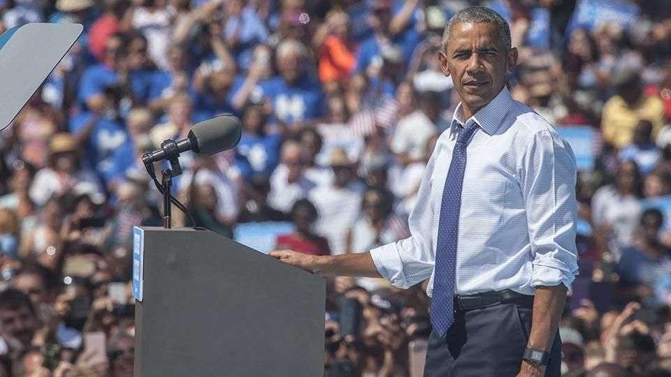 Barack Obama vai interferir se Donald Trump quebrar regras