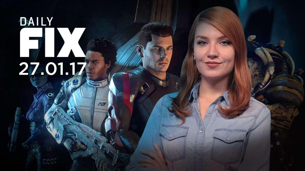 Mass Effect: Andromeda ganhou novo trailer, 25 milhões de jogadores em Overwatch - IGN Daily Fix