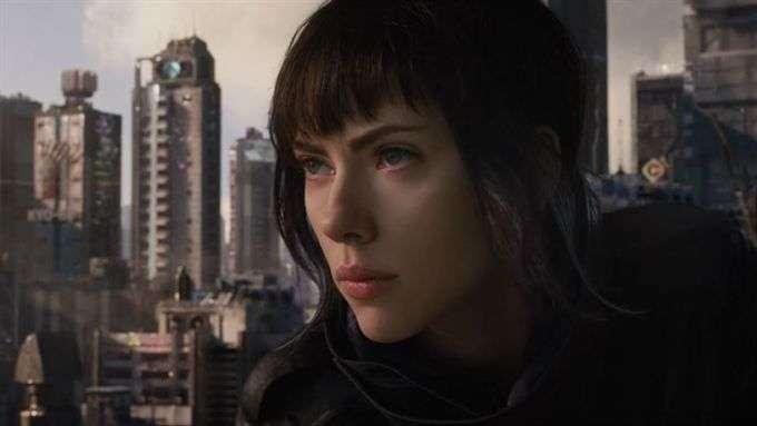 A Vigilante do Amanhã: Ghost In The Shell Trailer (3) Legendado
