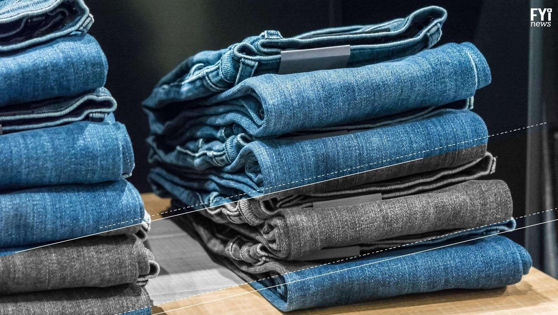 """Jeans """"correndo risco"""""""