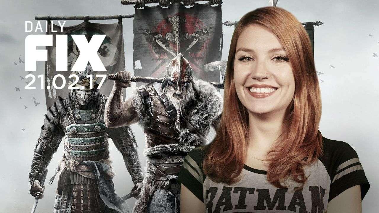 Tudo sobre For Honor, Chroma Squad vai chegar aos consoles - IGN Daily Fix