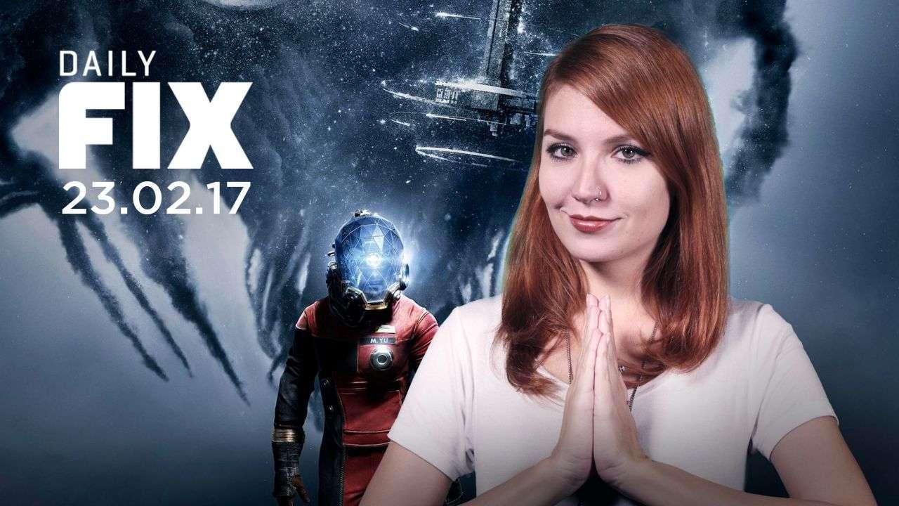 Transforme-se em qualquer objeto em Prey, novo trailer de Injustice 2 - IGN Daily Fix