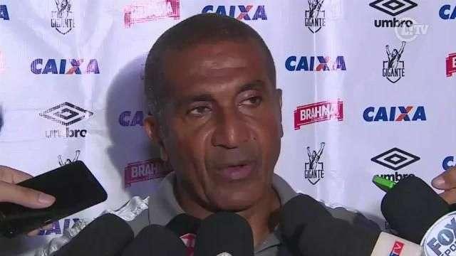 Cristovão analisa derrota e vê Vasco vulnerável no segundo tempo