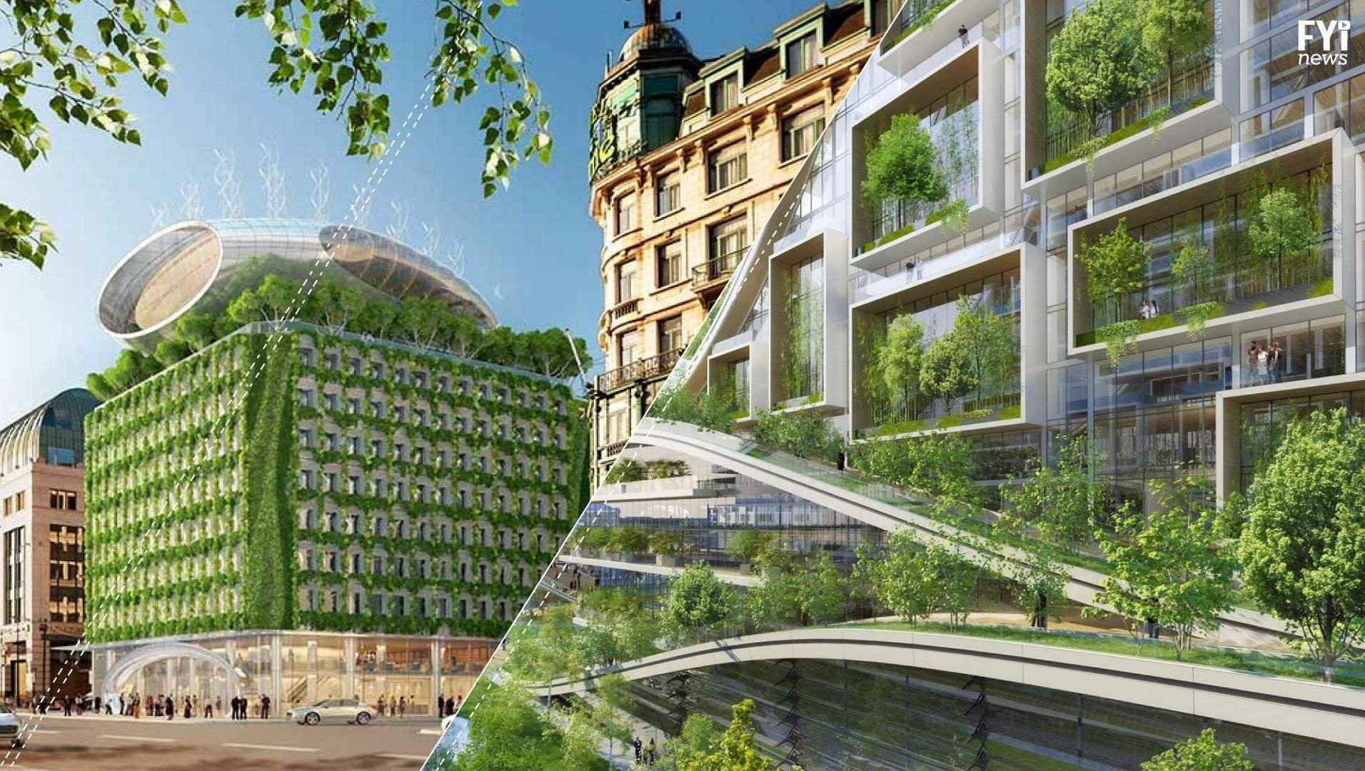 As novas cidades verdes