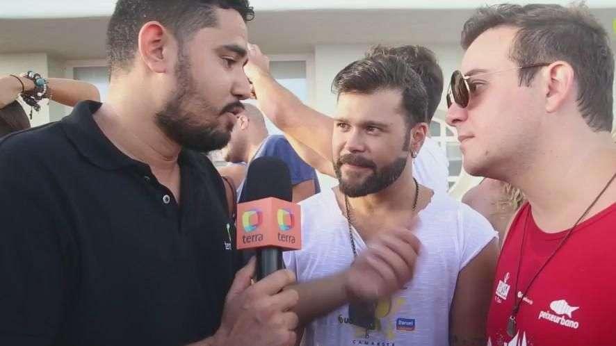 """Marcos e Belutti elogiam Ivete em Salvador: """"é uma rainha"""""""