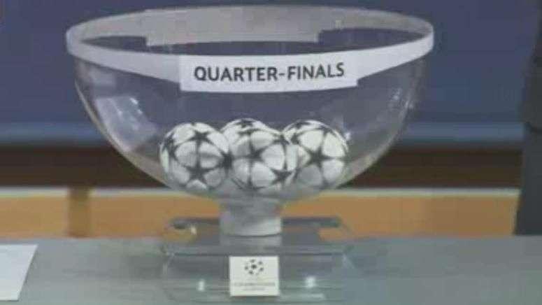 Juventus enfrenta Barcelona nas quartas da Liga dos Campeões