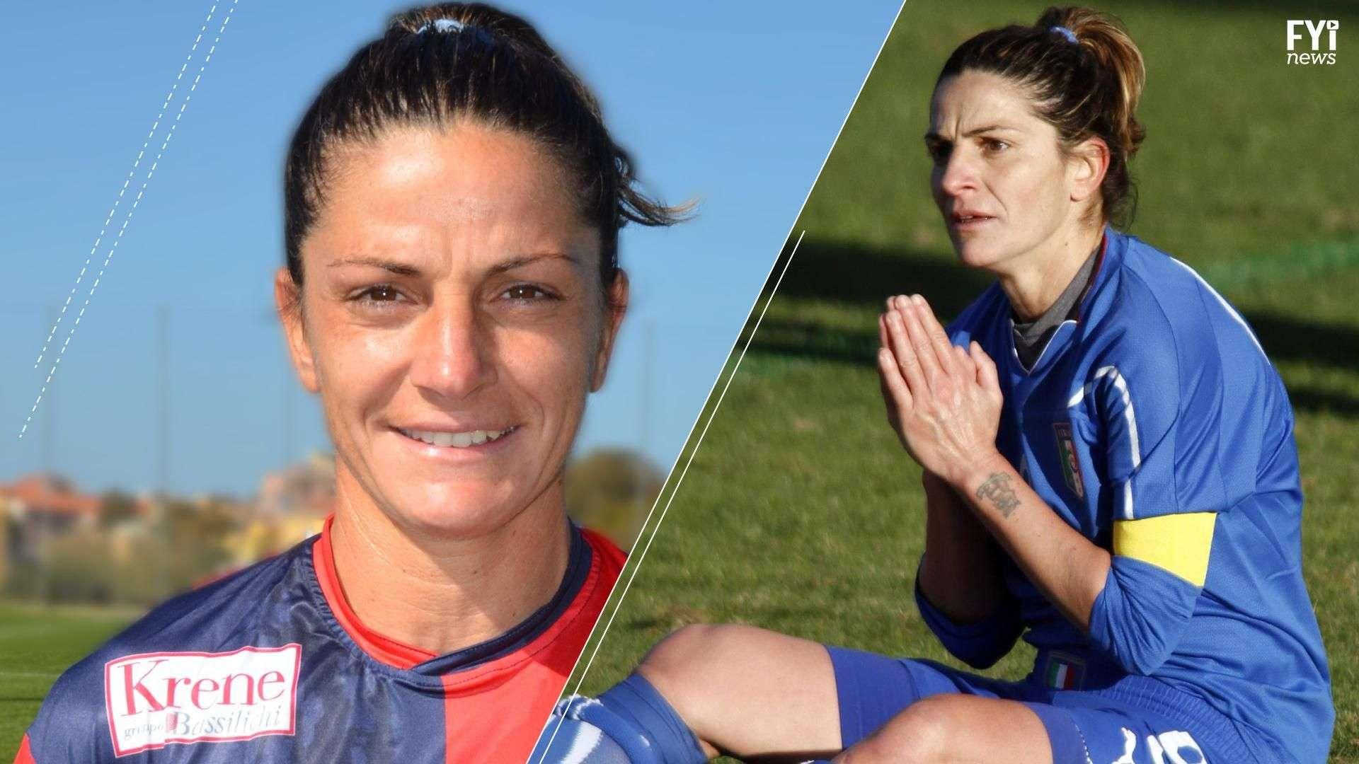 Itália tem primeira treinadora mulher de seleção masculina