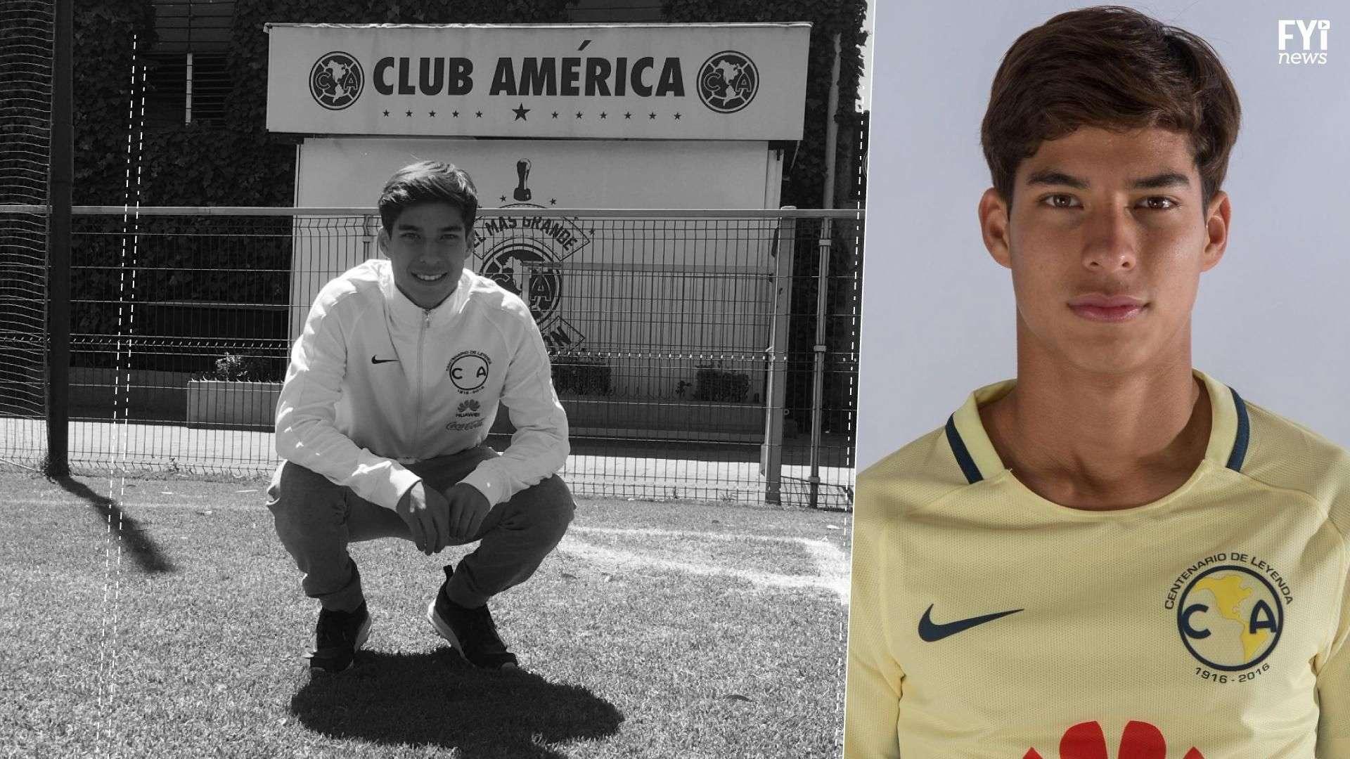 Diego Lainez é o próximo Messi