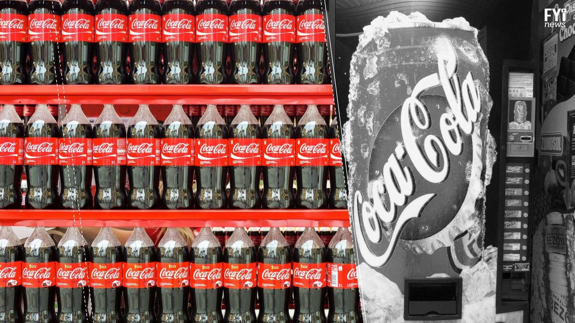 Achados dejetos humanos em latas de Coca-Cola na Irlanda