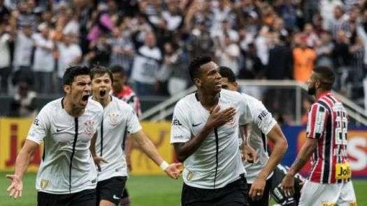 Corinthians empata com São Paulo e está na final do Paulista. Assista!