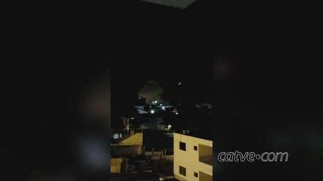 VÍDEO: veja como ficou Cidade de Leste após roubo de 40 milhões de dólares