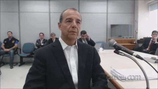 Em depoimento a Moro, Cabral admite ter recebido caixa 2, mas nega outros crimes