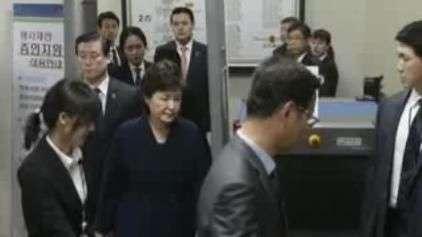 Advogados se recusam a defender ex-presidente sul-coreana