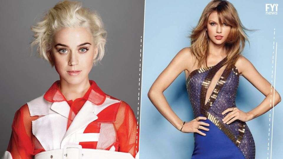 Novo single de Katy Perry se refere a Taylor Swift