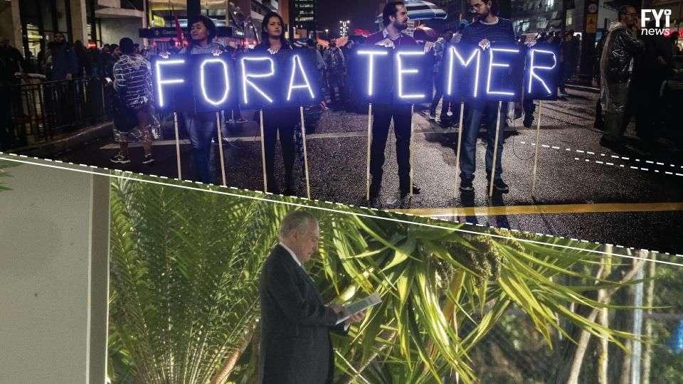 Situação de Temer afeta economia brasileira