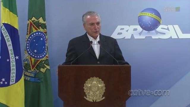 Temer diz que delatores 'quebraram o Brasil e ficaram ricos'