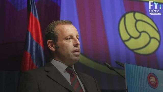 Ex-diretor do Barcelona é preso