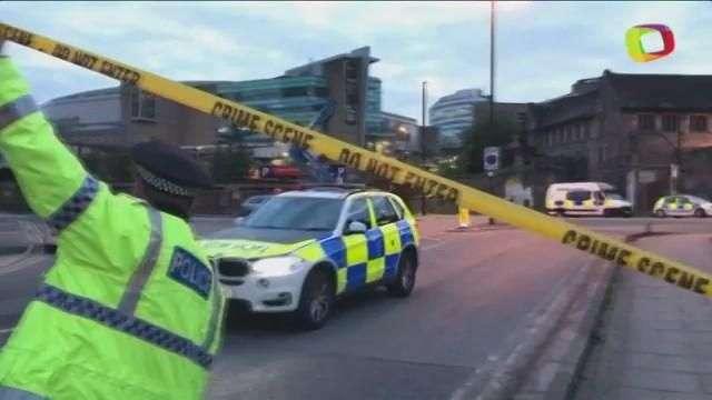 Um dos detidos em Manchester é irmão do terrorista suicida