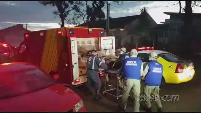 Policial civil é baleado e esposa assassinada em Cascavel- versão dois