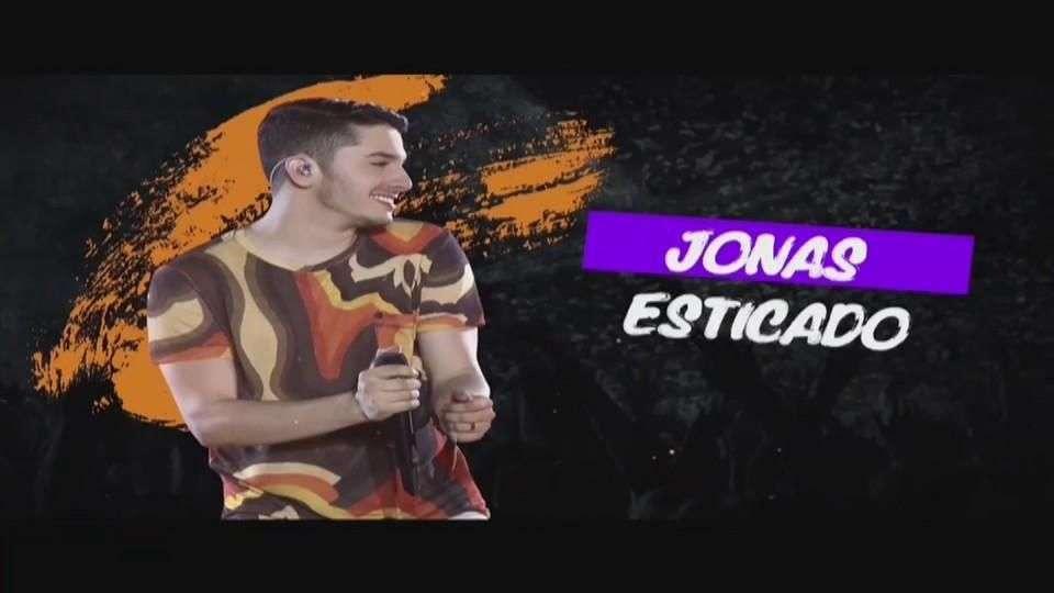 Novo galã do forró, Jonas Esticado agitou o Country Festival