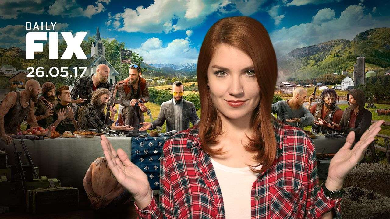 A revelação de Far Cry 5, a data de Sonic Mania - IGN Daily Fix