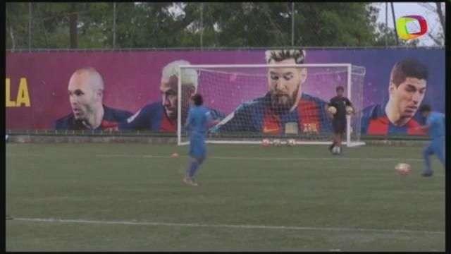 Times europeus abrem escolinhas no Brasil para formar atletas