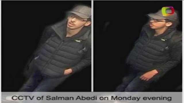 Polícia divulga imagens do terrorista antes do atentado