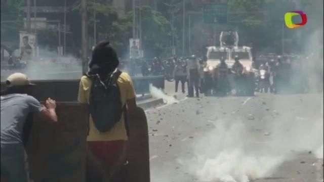 Protesto na Venezuela termina com mais um jovem assassinado