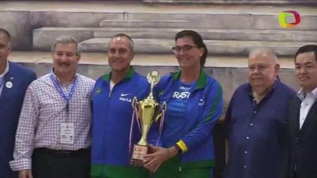 Brasil conquista 36 medalhas no Sul-americano de Atletismo