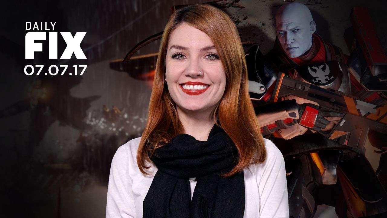 Mais detalhes de Destiny 2, a 2ª temporada de Castlevania - IGN Daily Fix