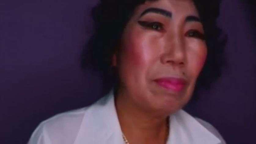 Vovó sul-coreana ganha fãs com tutoriais sobre maquiagem