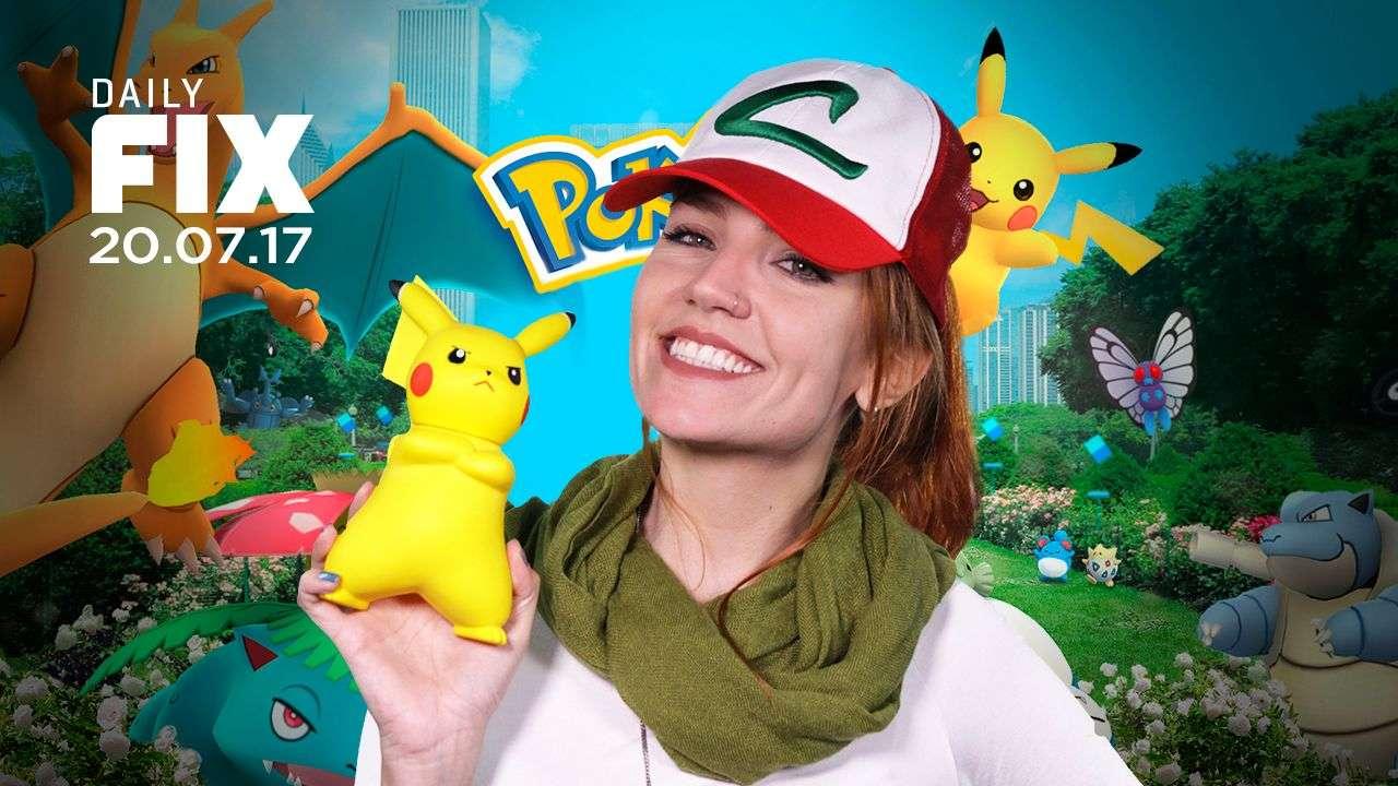 Lendários em Pokémon Go, a volta do Nintendo 64? - IGN Daily Fix