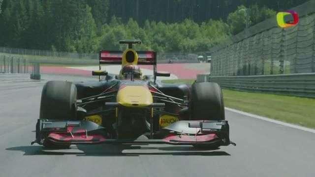 Campeão de rally faz teste com carro da Red Bull na F1