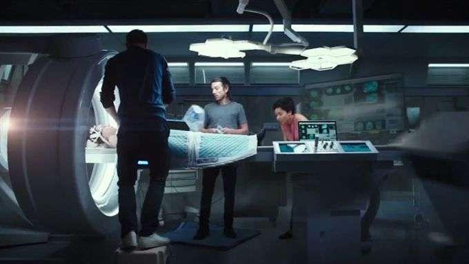 Além da Morte Trailer (2) Legendado
