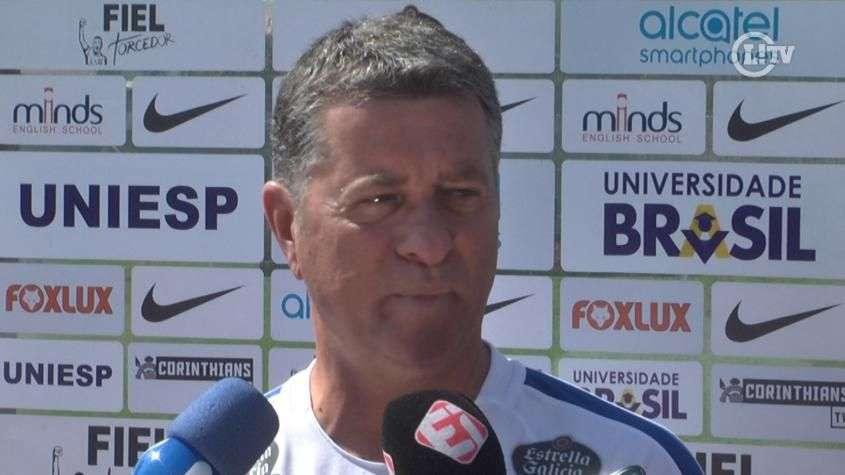 Preparador físico do Corinthians explica trabalho específico de Danilo