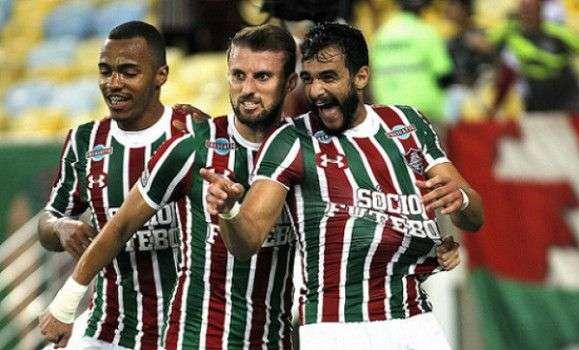 Veja os gols da vitória do Fluminense sobre o Atlético-MG