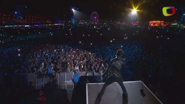 Maroon 5 fecha o 1º dia do Rock in Rio com seus hits