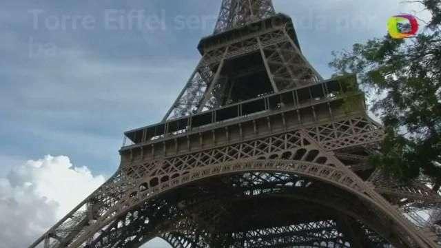 Torre Eiffel será cercada por barreira de vidro à prova de balas