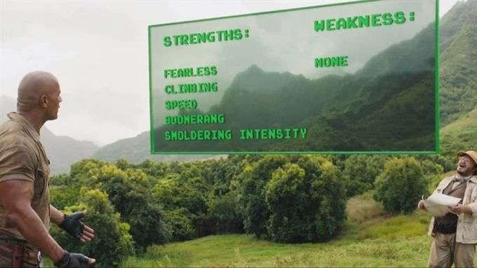 Jumanji: Bem-Vindo à Selva Trailer (2) Original