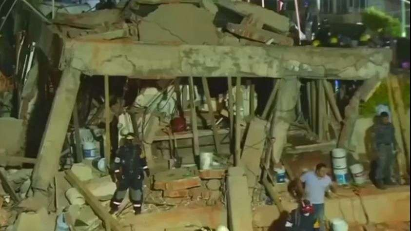 Número de mortos por terremoto no México passa de 200
