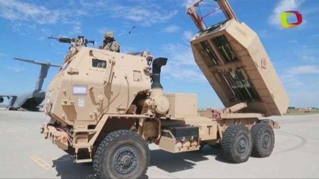 Estados Unidos promovem teste com mísseis na Coreia do Sul